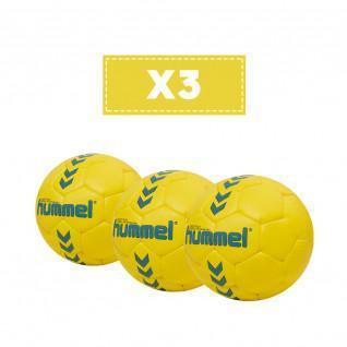Set of 3 Junior Ball Hummel Street Play