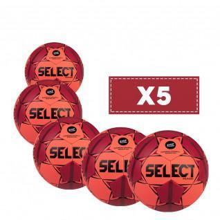 Set of 5 balloons Select Mundo v20 / 22