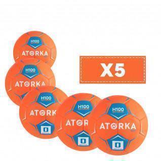 Set of 5 children's balloons Atorka H100 Soft
