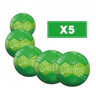 Set of 5 balloons Kempa Tiro