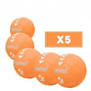 Set of 5 children's balloons Hummel Easy Kids PVC