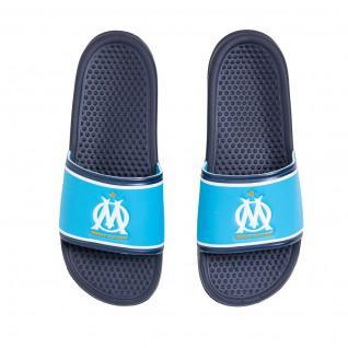 Claquettes Olympique de Marseille Weeplay fan