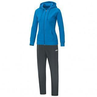 Tracksuit hooded woman leisure Jako Team