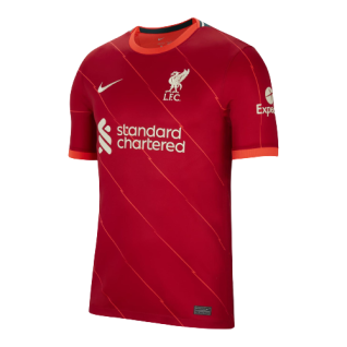 Authentic home jersey Liverpool FC 2021/22