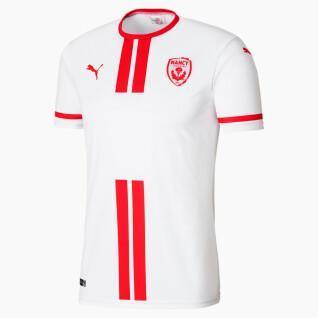 Home jersey AS Nancy 2021/22
