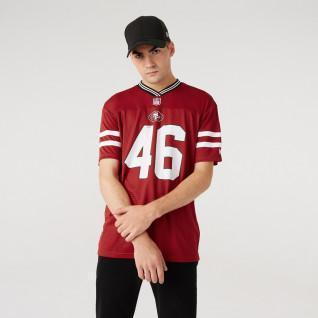 Jersey New Era San Francisco 49ers Nos Nfl Logo