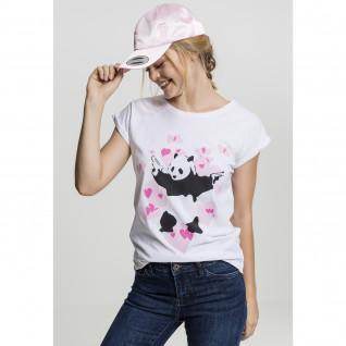 T-shirt woman Urban Classic banky panda heart