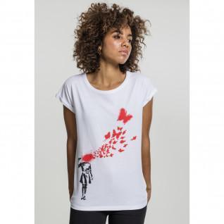T-shirt woman Urban Classic banky butterfly