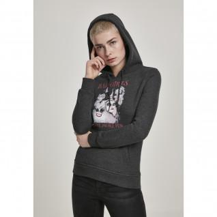 Sweatshirt woman Urban Classic bad girl have more fun