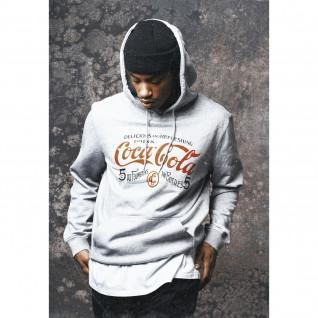 Sweatshirt Urban Classic old coca cola logo