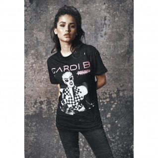 T-shirt woman Urban Classic cardi b tranmiion