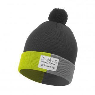 Children's knitted hat Buff Kelda