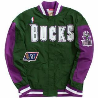 Milwaukee Bucks nba jacket authentic 1996/97
