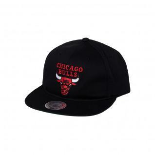 Cap Chicago Bulls team logo deadstock throwback cap