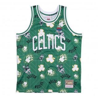 Boston Celtics tear up pack jersey