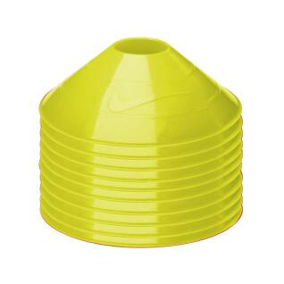 Pack of 10 beacons/cups/cones Nike training