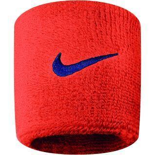 Set of 2 sponge wrists Nike Swoosh