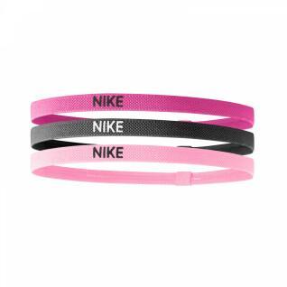 Set of 3 elastic headbands Nike