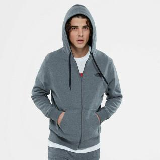 Hooded sweatshirt The North Face Open Gate