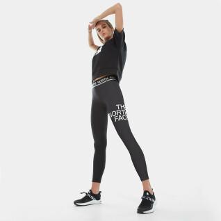 Women's mid-rise leggings The North Face Flex