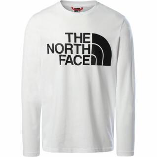 The North Face Standard Collar Long Sleeve T-Shirt