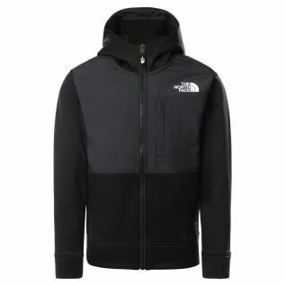 Sweatshirt boy The North Face Surgent Fz