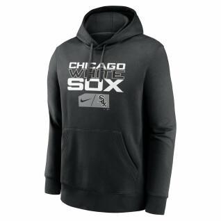 Sweatshirt team lettering club Chicago White Sox
