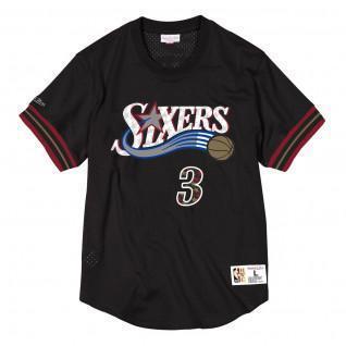 Philadelphia 76ers jersey name & number Allen Iverson
