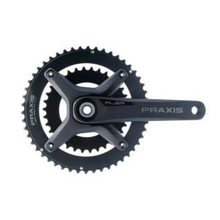Pedals Praxis Alba M30 50-34T [Size 170mm]