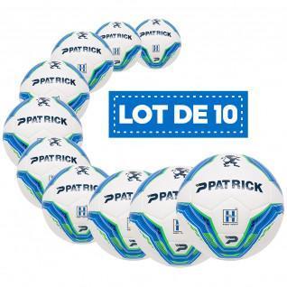 Lot 10 training ball Patrick Hybrid Bullet