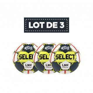 Set of 3 Select Replica NHL Balls 19/20
