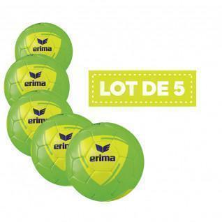 Set of 5 balls Erima Future Grip Pro T2