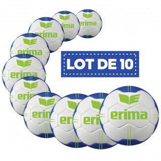 Batch of 10 balls Erima Pure Grip # 1 T2