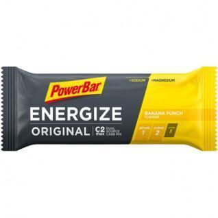 Bars PowerBar Energize C2Max 25x55gr Banana Punch