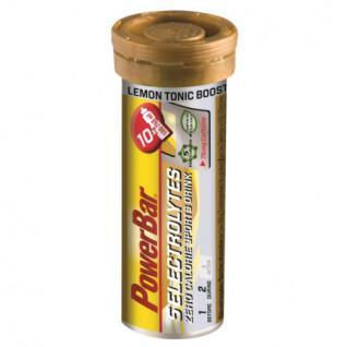 Tablets PowerBar Electrolytes 5- Lemon Tonic Boost caffeine (12X10 tabs)