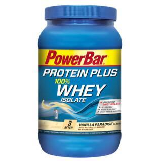 Powder PowerBar ProteinPlus 100 % Whey Isolate - Vanilla Paradise (570gr)