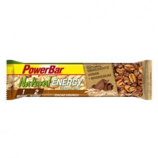 Set of 24 bars PowerBar Natural Energy Cereals - Cacao Crunch