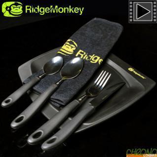 Ridge Monkey SQ DLX Standard Dinnerware Set