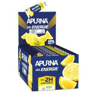 Lot 25 Apurna gels Energy Lemon - 35g