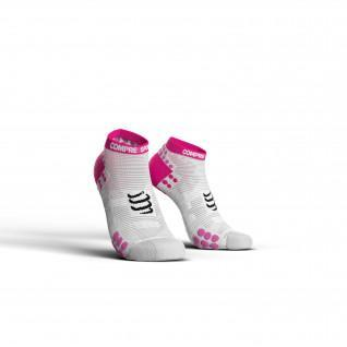 Socks Compressport Pro Racing 3 Run Low