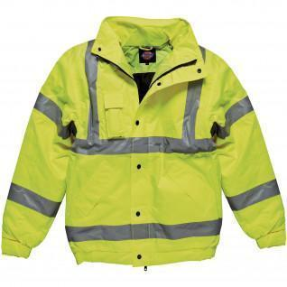 Bomber Dickies high visibility