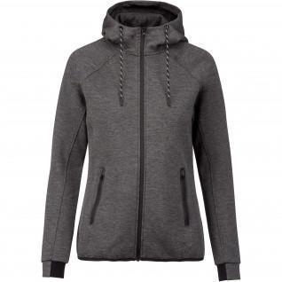 Jacket Proact Capuche Femme