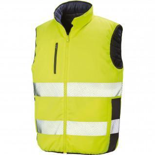 Sleeveless safety jacket Result