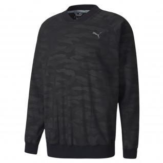 Puma Golf Sweatshirt Camo Wind