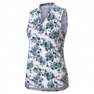 Women's Polo Puma Cloudspun Floral Tie Dye SL
