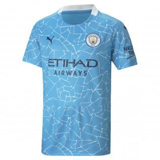 Children's home jersey Manchester City 2020/21