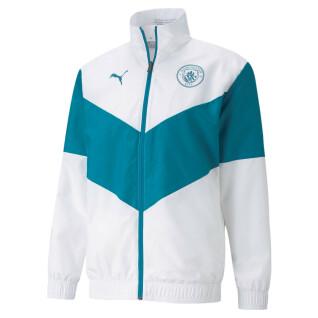Jacket Manchester City Prematch