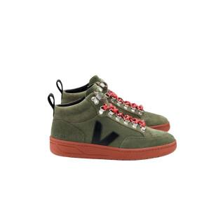 Sneakers Veja Campo Chromefree Leather Extra White Nautico