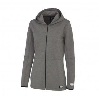 Full zip jacket woman Errea sport fusion