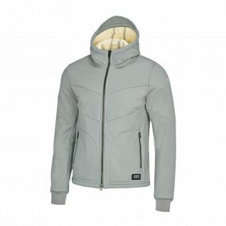 Jacket Errea hybrid fake lamb [Size M]